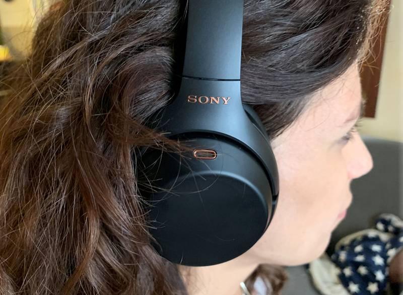 Sony WH-1000XM3 comfort