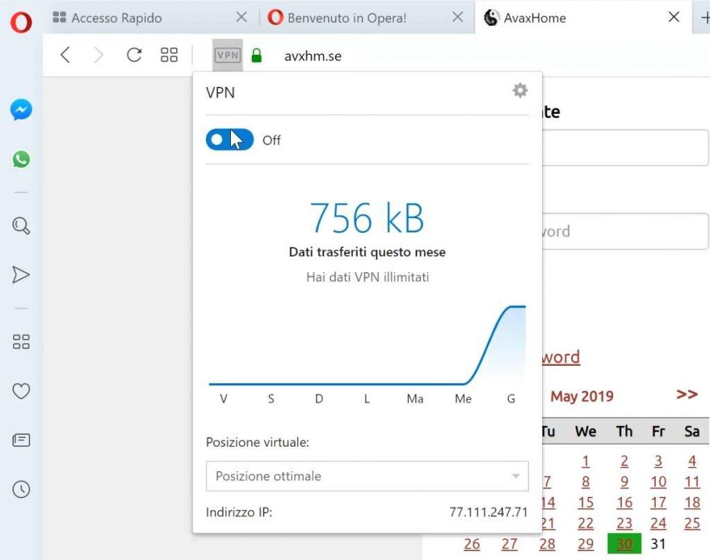 Fastweb, Tim, Wind e Vodafone bloccano i siti web, soluzione