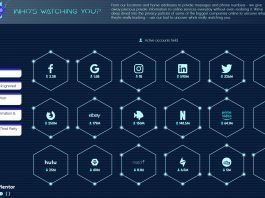 Who's Watching You, cosa Facebook e Google spiano di noi