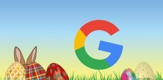 easter egg google