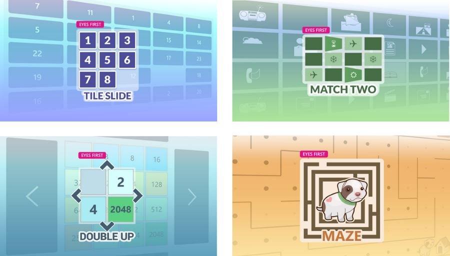 Giochi per Windows 10 che usano il controllo ottico