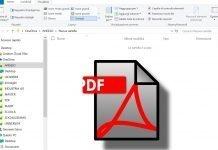 Come visualizzare l'anteprima dei pdf in Esplora file di Windows