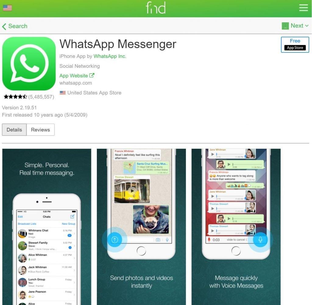 App iOS su pc e android