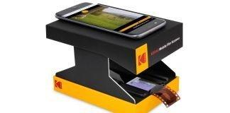 Digitalizzare le vecchie pellicole e le diapositive con lo smartphone