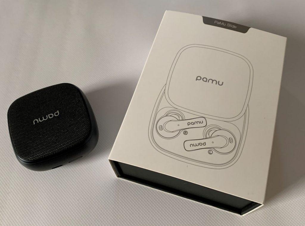 PaMu Slide Plus confezione di vendita