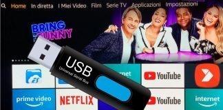 Fire TV Stick, come collegare una pendrive e aggiungere una memoria SD