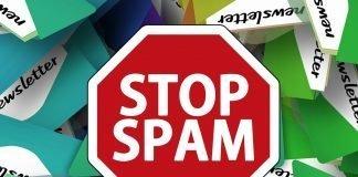 Bloccare lo spam