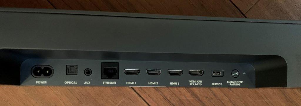 connettori jbl link bar