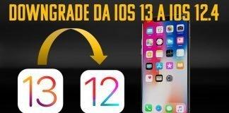 Come reinstallare iOS 12.4 dopo aver aggiornato l'iPhone a iOS 13