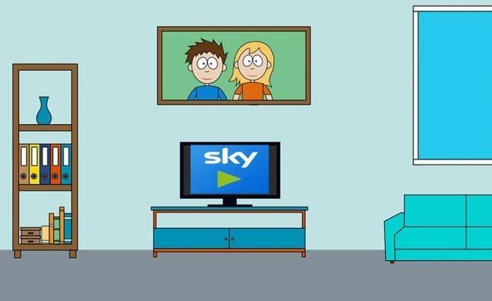 Come migliorare la visione di Sky Go sulla TV