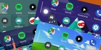 Come cambiare lo sfondo su Android Auto
