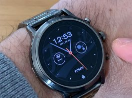 Recensione Fossil Gen 5 The Carlyle HR (FTW4024)