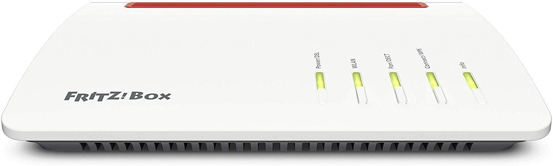 Guida per configurare il FRITZ!Box 7590 con TIM