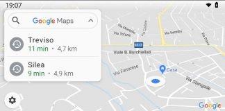 Come catturare una schermata su Android Auto