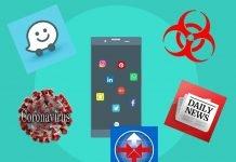 Le migliori app sul Coronavirus