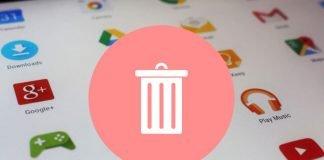 Rimuovere le app preinstallate su Android