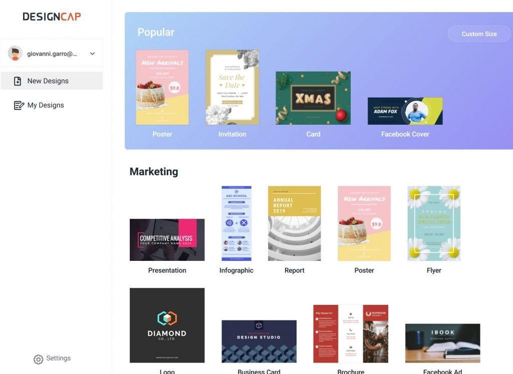 Scelta_template_DesignCap