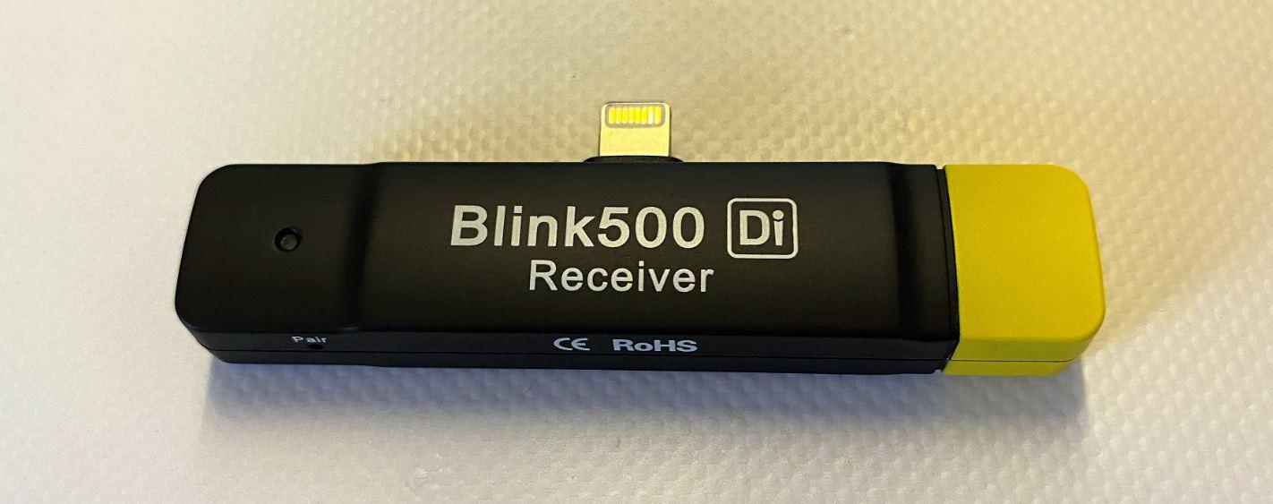 Ricevitore Saramonic Blink 500 B3