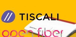 configurare un qualsiasi modem con la fibra FTTH di Tiscali