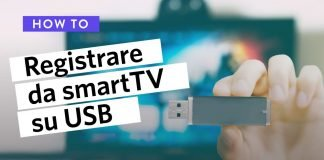 Come registrare film e serie tv da decoder e Fire TV Stick su pendrive