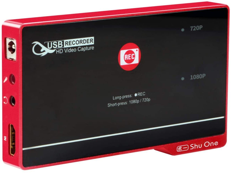 ShuOne USB Game HDMI Capture Recorder
