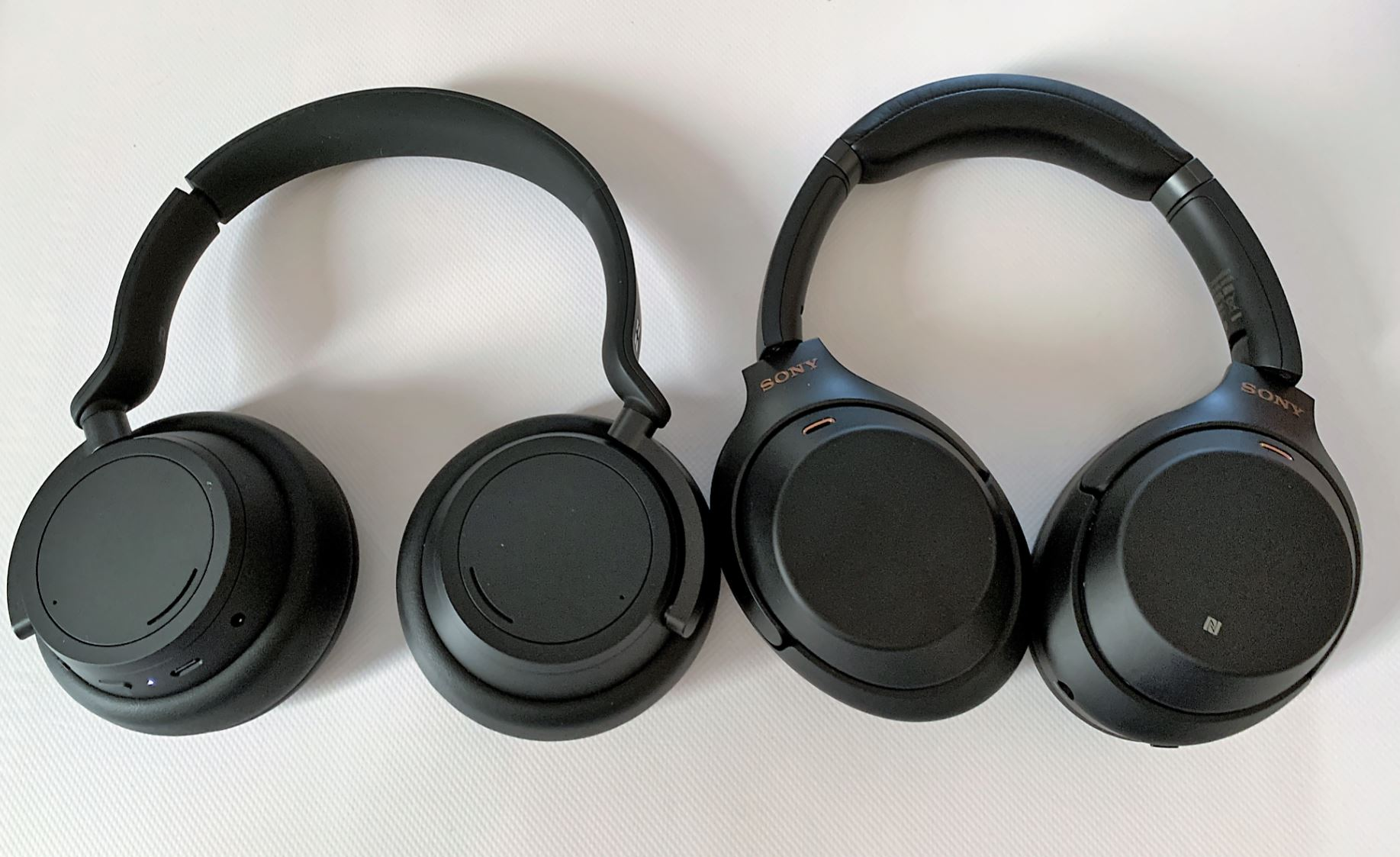 Surface Headphones 2 vs Sony WH-1000XM3