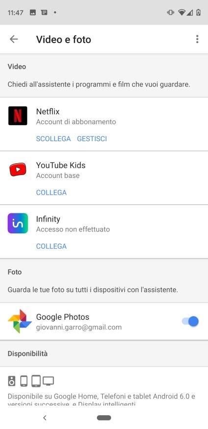 guardare Netflix su Google Nest Hub