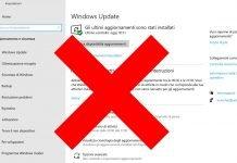 Wu10Man, bloccare gli aggiornamenti automatici di Windows 10