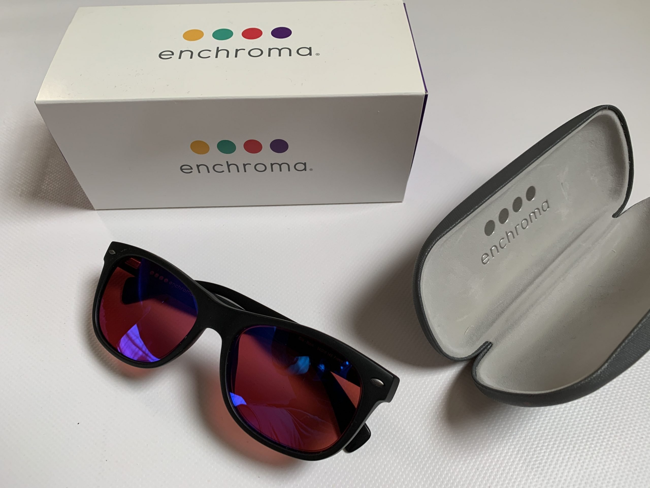 occhiali per daltonici