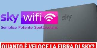 Recensione Sky WiFi, tutto quello che c'è da sapere