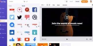 FlexClip, come creare video perfetti per il Web