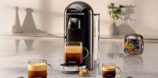 Recensione Nespresso Vertuo Plus