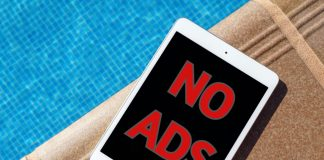 No ads in app su iPad