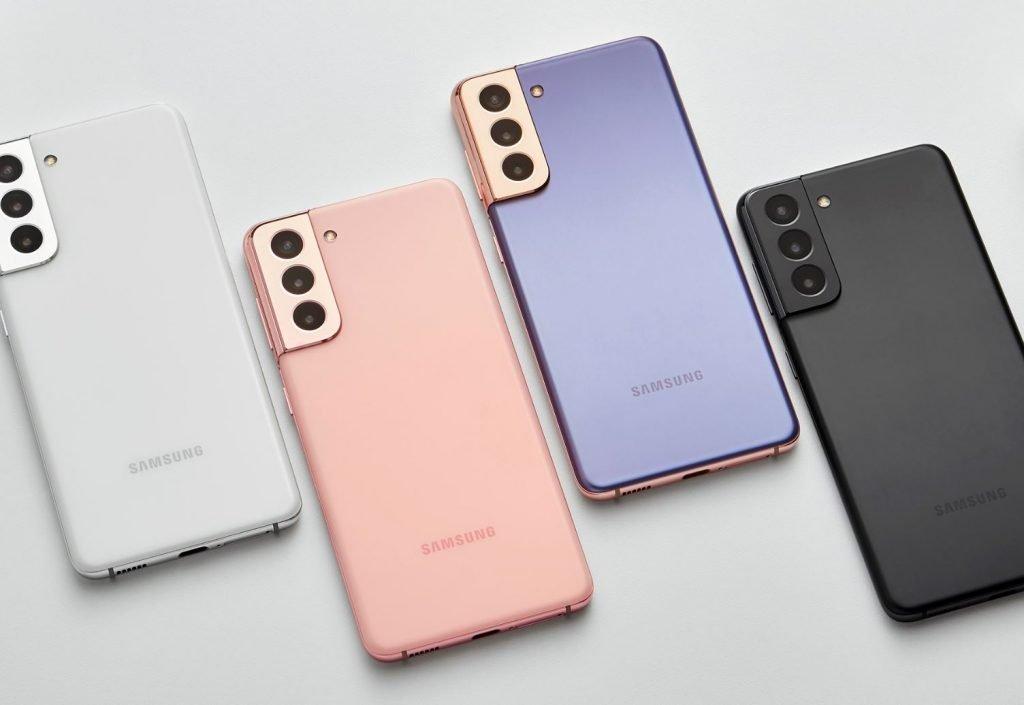 Samsung S21 colori