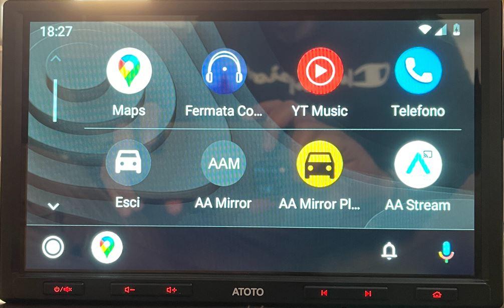 Atoto Android Auto
