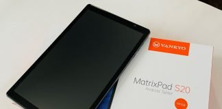 Recensione Vankyo MatrixPad S20