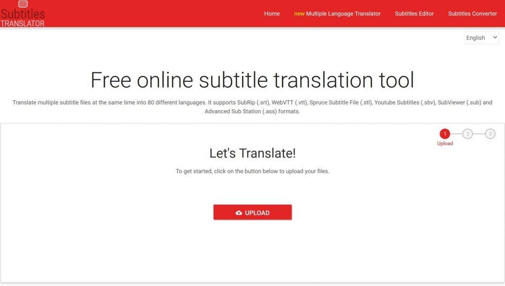 Come tradurre i sottotitoli online