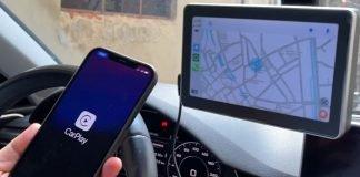 Coral Vision, installa CarPlay Wireless in auto in meno di un minuto