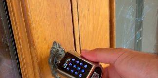 serratura elettronica we.lock