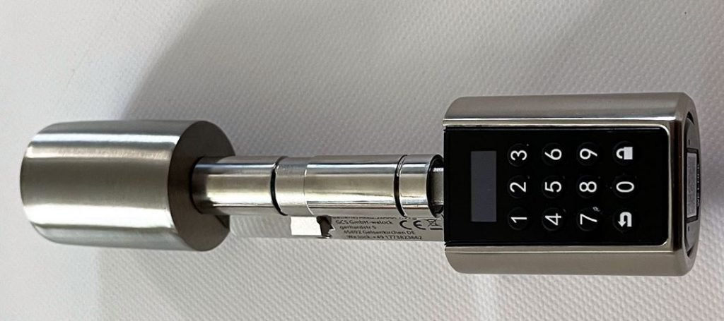 serratura intelligente WE.LOCK