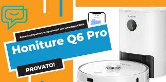 Recensione Honiture Q6 Pro
